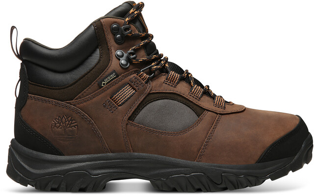 Leather Gtx Shoes MtMajor Herren Brown Timberland Mid yvYf6g7b
